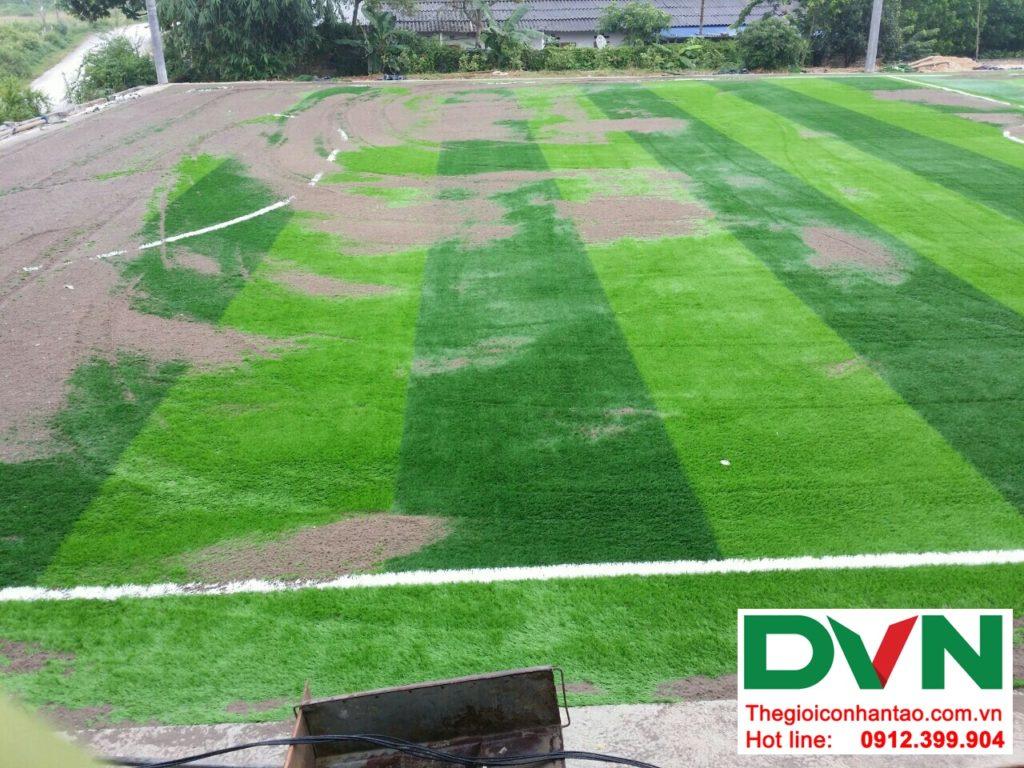 Một số hình ảnh của Dự án sân bóng cỏ nhân tạo tại Linh Sơn, Đồng Hỷ, Thái Nguyên 18