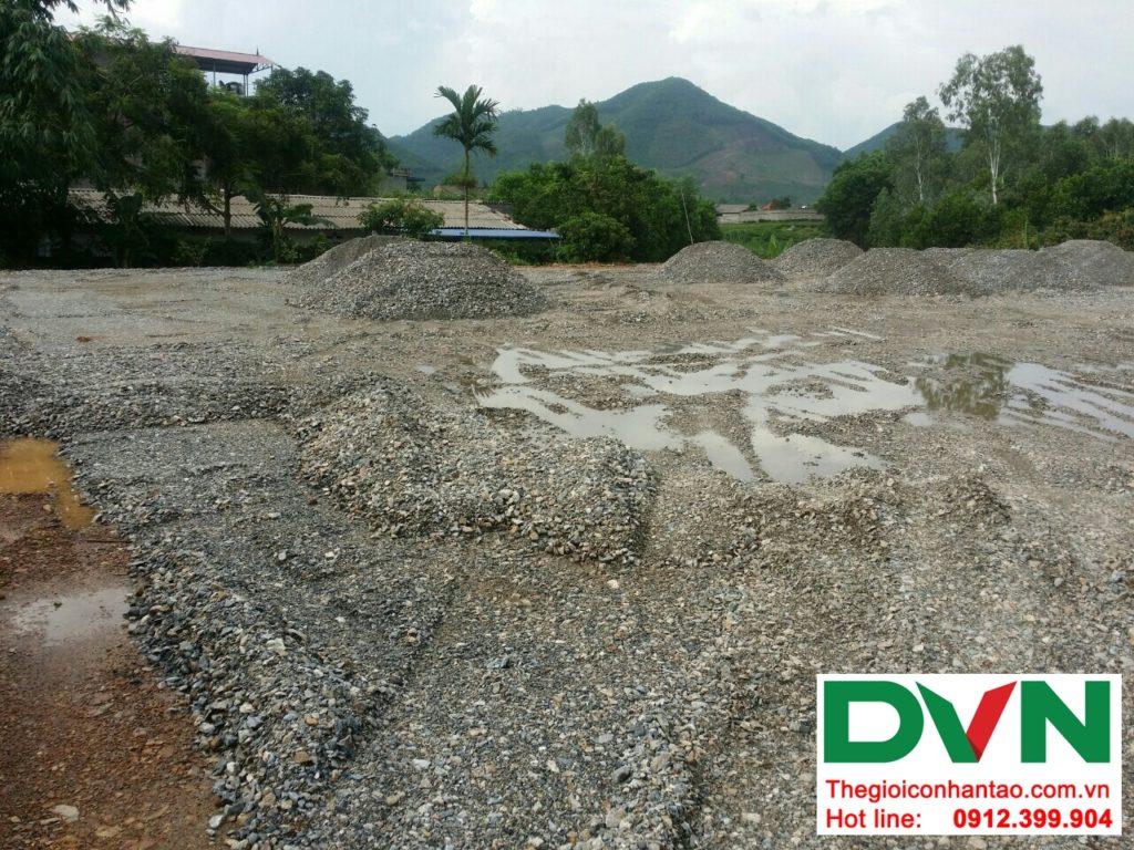 Một số hình ảnh của Dự án sân bóng cỏ nhân tạo tại Linh Sơn, Đồng Hỷ, Thái Nguyên 4