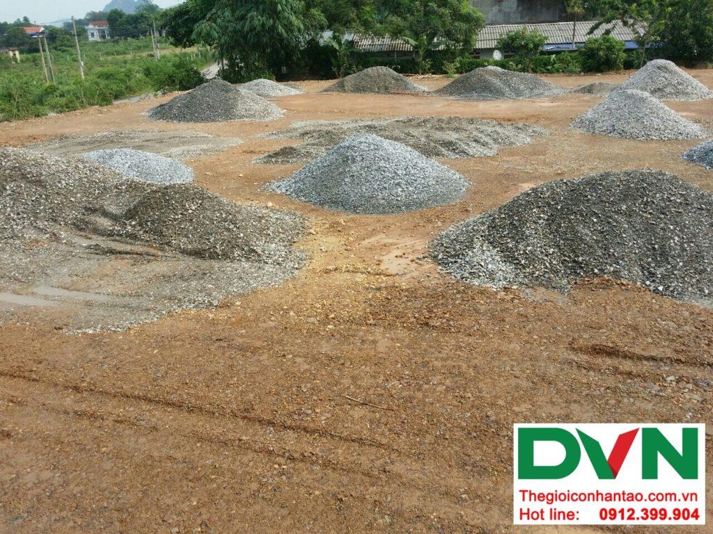 Một số hình ảnh của Dự án sân bóng cỏ nhân tạo tại Linh Sơn, Đồng Hỷ, Thái Nguyên 6