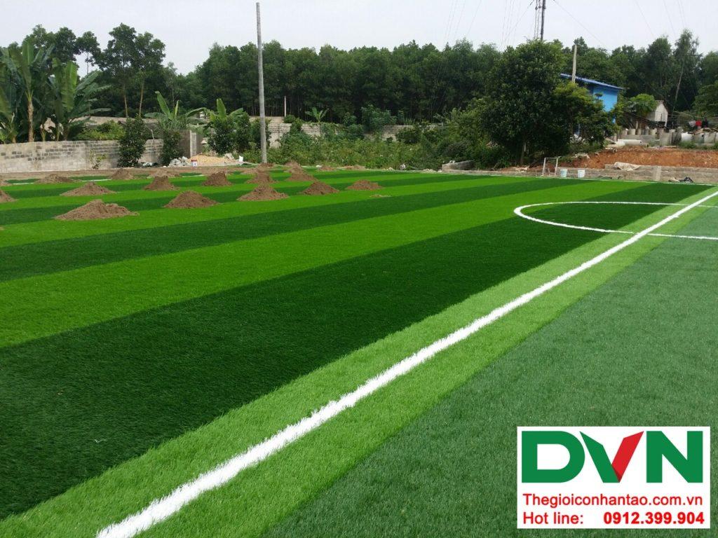 Một số hình ảnh của Dự án sân bóng cỏ nhân tạo tại Linh Sơn, Đồng Hỷ, Thái Nguyên 17