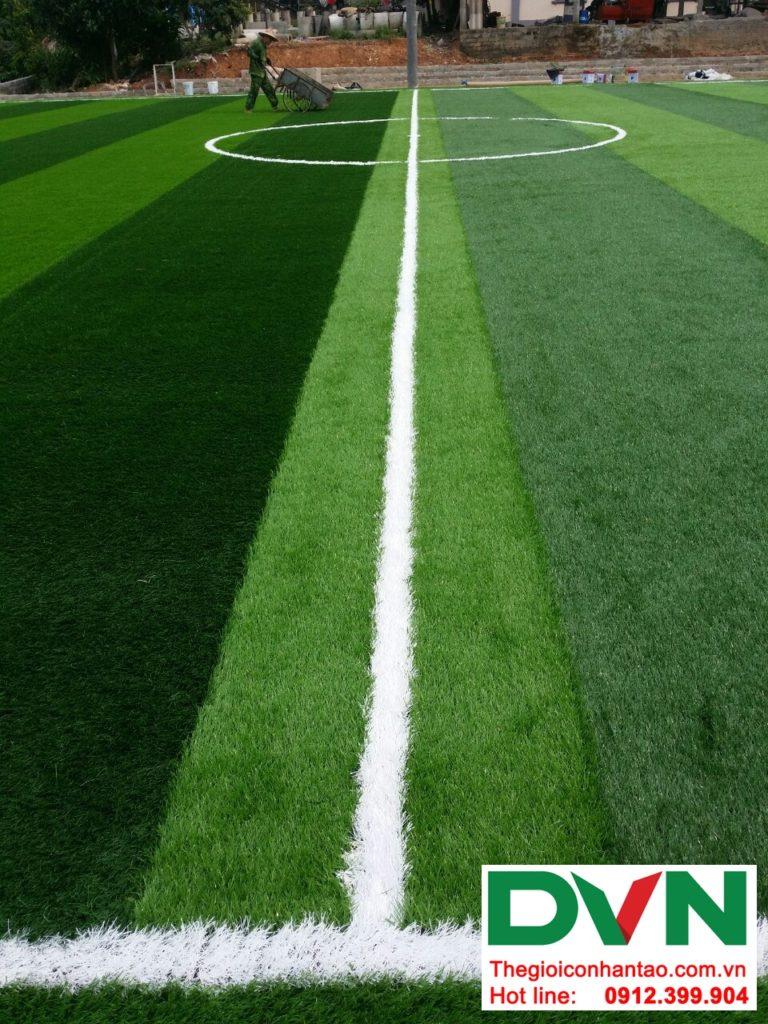 Một số hình ảnh của Dự án sân bóng cỏ nhân tạo tại Linh Sơn, Đồng Hỷ, Thái Nguyên 16