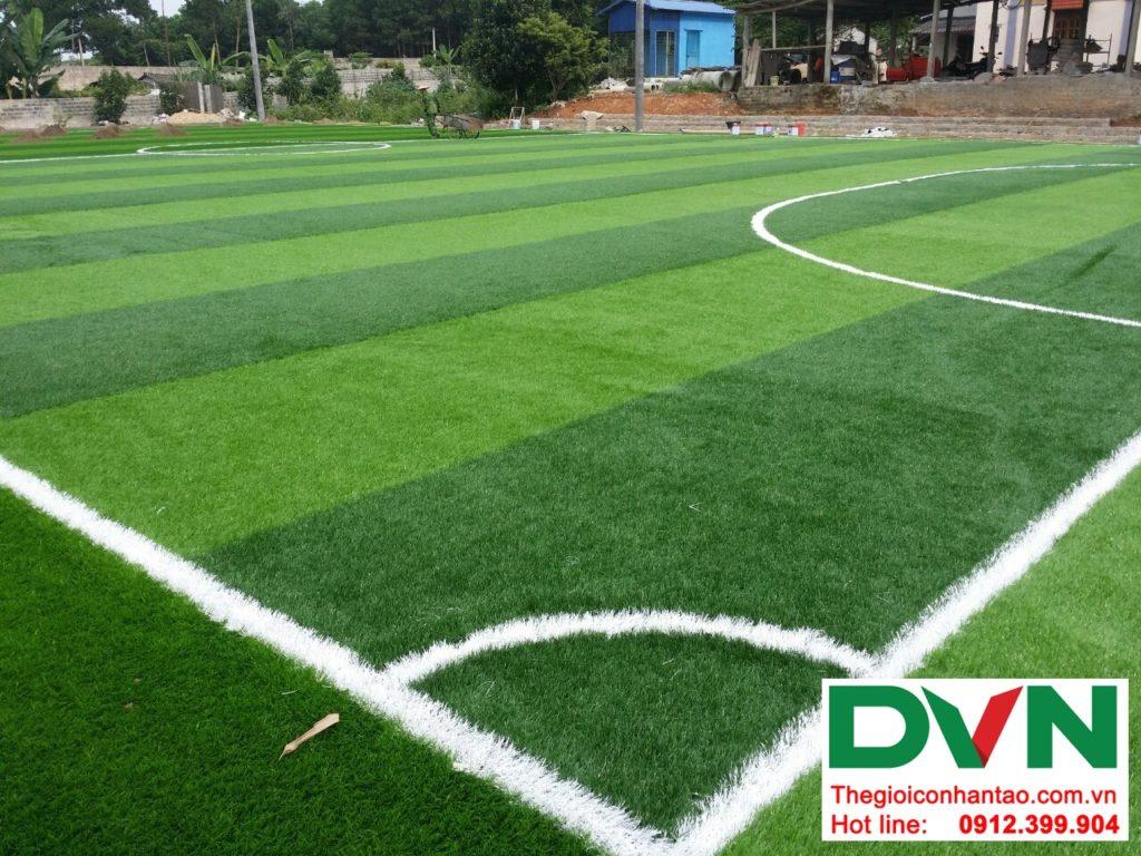 Một số hình ảnh của Dự án sân bóng cỏ nhân tạo tại Linh Sơn, Đồng Hỷ, Thái Nguyên 15