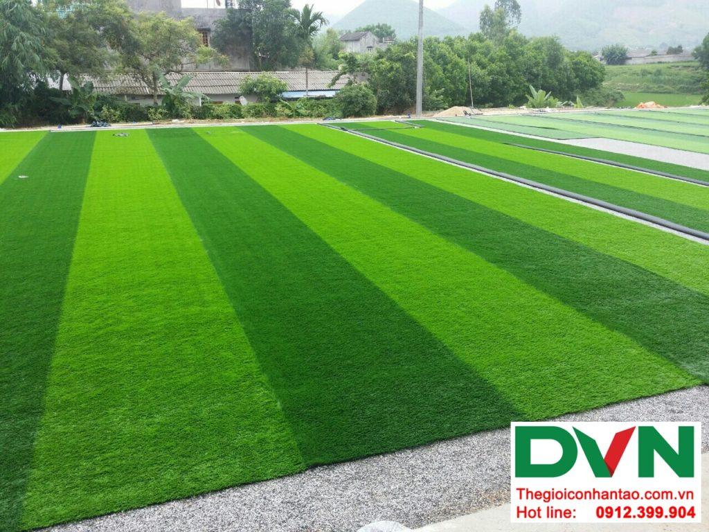 Một số hình ảnh của Dự án sân bóng cỏ nhân tạo tại Linh Sơn, Đồng Hỷ, Thái Nguyên 13