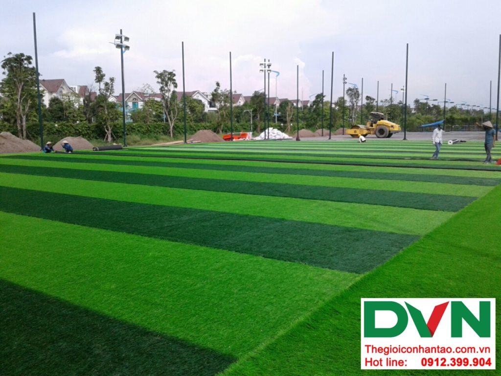 Một số hình ảnh của Dự án sân bóng cỏ nhân tạo tại Vinhome riverside, Long Biên, Hà Nội 11
