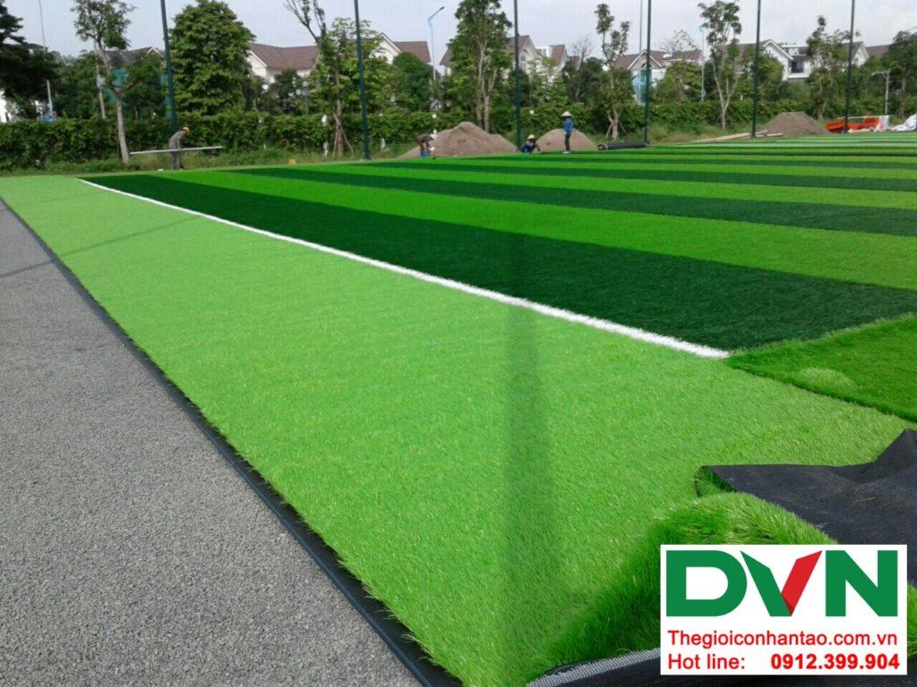 Một số hình ảnh của Dự án sân bóng cỏ nhân tạo tại Vinhome riverside, Long Biên, Hà Nội 2