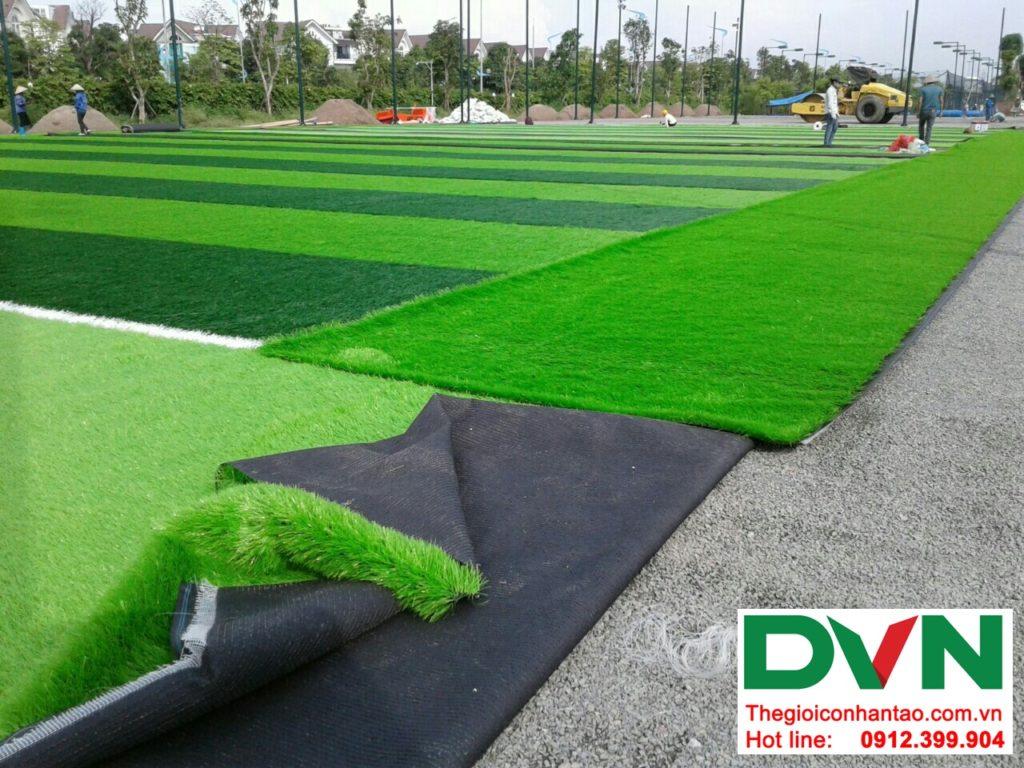 Một số hình ảnh của Dự án sân bóng cỏ nhân tạo tại Vinhome riverside, Long Biên, Hà Nội 3