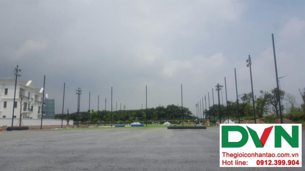 Một số hình ảnh của Dự án sân bóng cỏ nhân tạo tại Vinhome riverside, Long Biên, Hà Nội 4