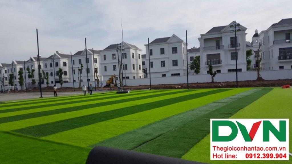 Một số hình ảnh của Dự án sân bóng cỏ nhân tạo tại Vinhome riverside, Long Biên, Hà Nội 5