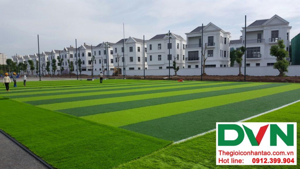 Một số hình ảnh của Dự án sân bóng cỏ nhân tạo tại Vinhome riverside, Long Biên, Hà Nội 6