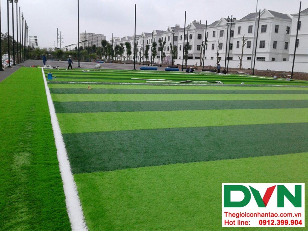 Một số hình ảnh của Dự án sân bóng cỏ nhân tạo tại Vinhome riverside, Long Biên, Hà Nội 8