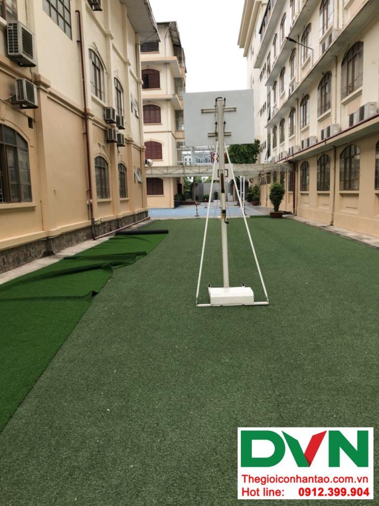 Một số hình ảnh của dự án trảisân chơitạiTrường Nguyễn Siêu, Cầu Giấy, Hà Nội 7