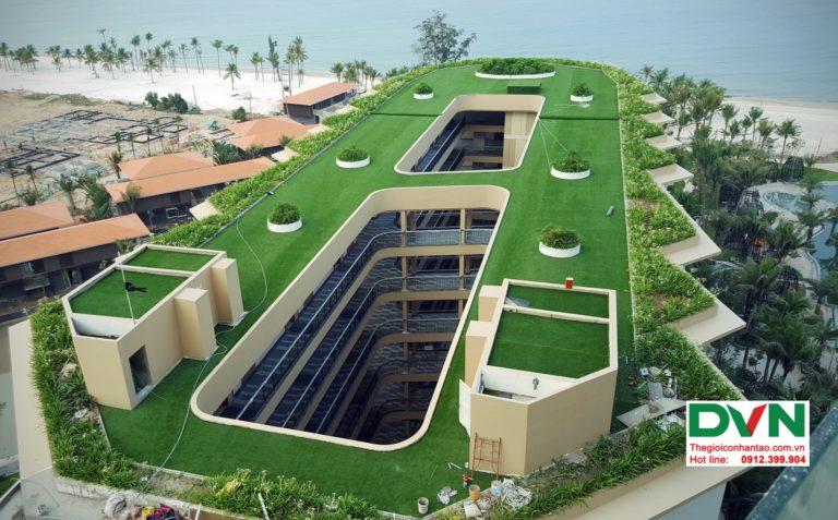 Ứng dụng của thảm cỏ nhựa 3