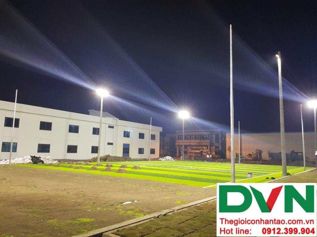 Một số hình ảnh của dự án sân bóng cỏ nhân tạo tạiCông Ty TNHH PRIME CONSTRUCTION, Thái Nguyên 6