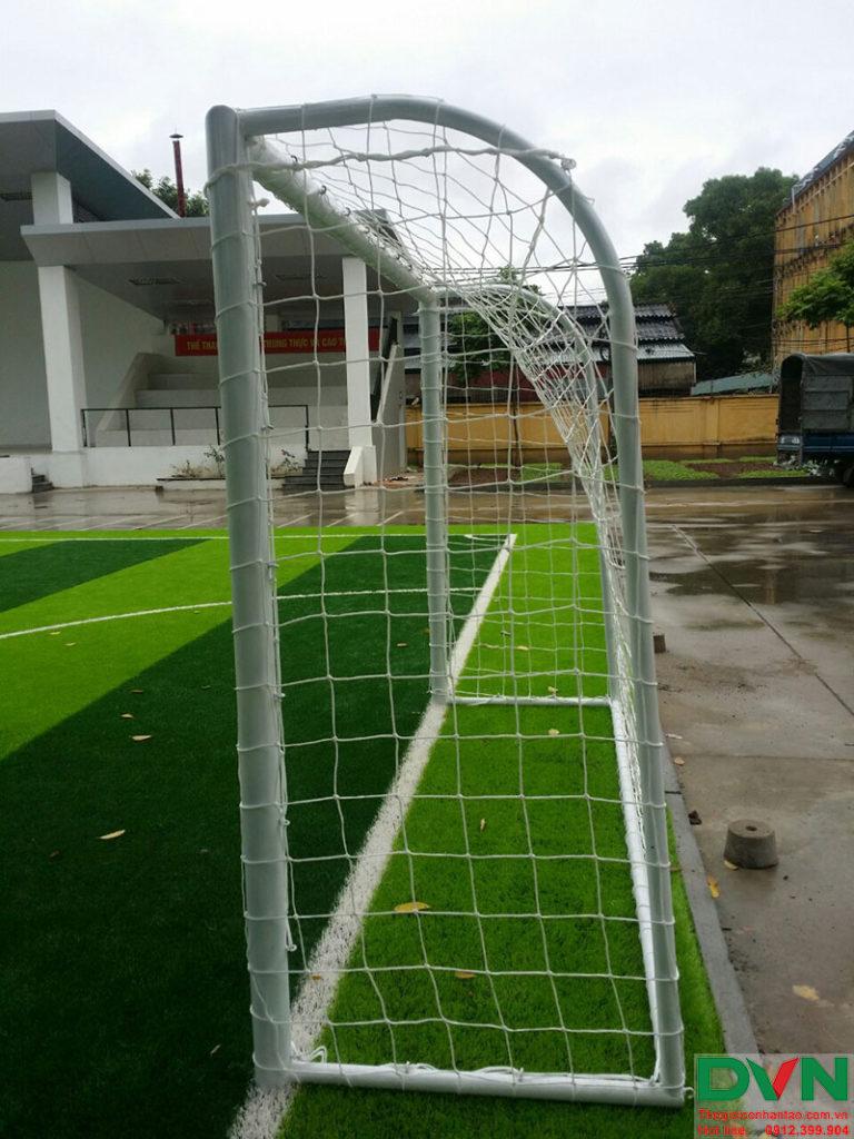 Một số hình ảnh của dự án sân bóng cỏ nhân tạo tại Lữ đoàn 21, Từ Liêm, Hà Nội 15