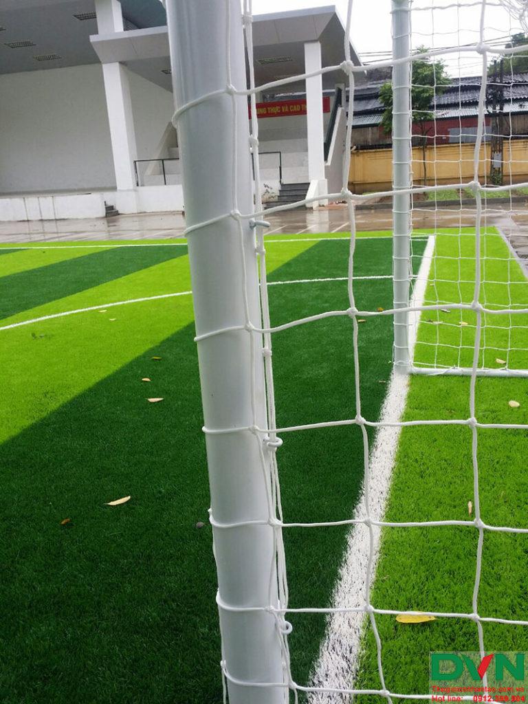 Một số hình ảnh của dự án sân bóng cỏ nhân tạo tại Lữ đoàn 21, Từ Liêm, Hà Nội 17