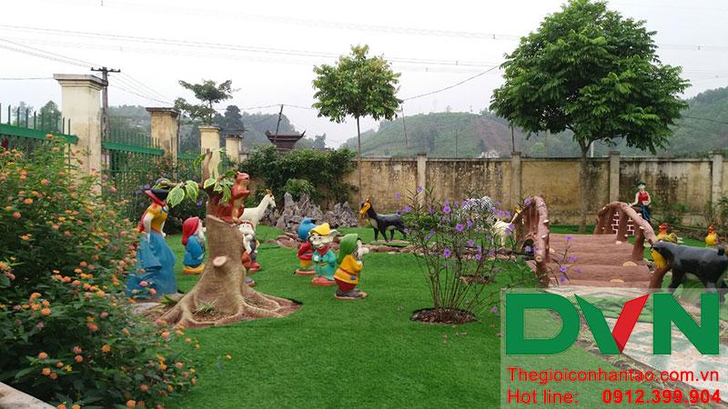 3, Ứng dụng củasản phẩm Cỏ sân vườnDVN S22C19-30416-XN 1