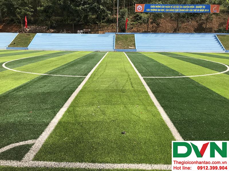 Hình ảnh dự án sân bóng đá cỏ nhân tạo Thanh Ba - Huyện Thanh Ba - Phú Thọ 4