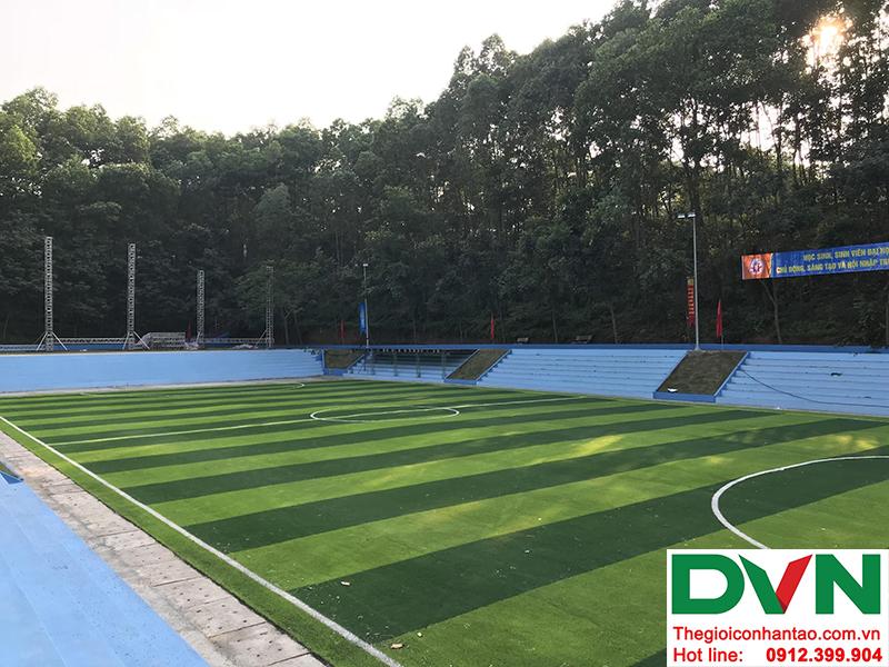 Hình ảnh dự án sân bóng đá cỏ nhân tạo Thanh Ba - Huyện Thanh Ba - Phú Thọ 5