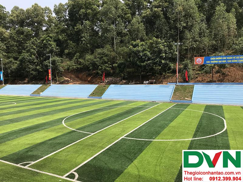 Hình ảnh dự án sân bóng đá cỏ nhân tạo Thanh Ba - Huyện Thanh Ba - Phú Thọ 6