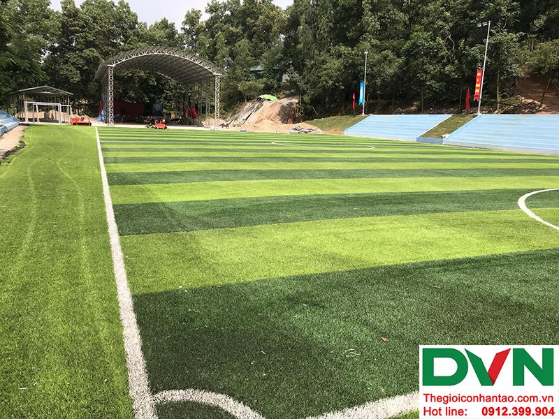 Hình ảnh dự án sân bóng đá cỏ nhân tạo Thanh Ba - Huyện Thanh Ba - Phú Thọ 7