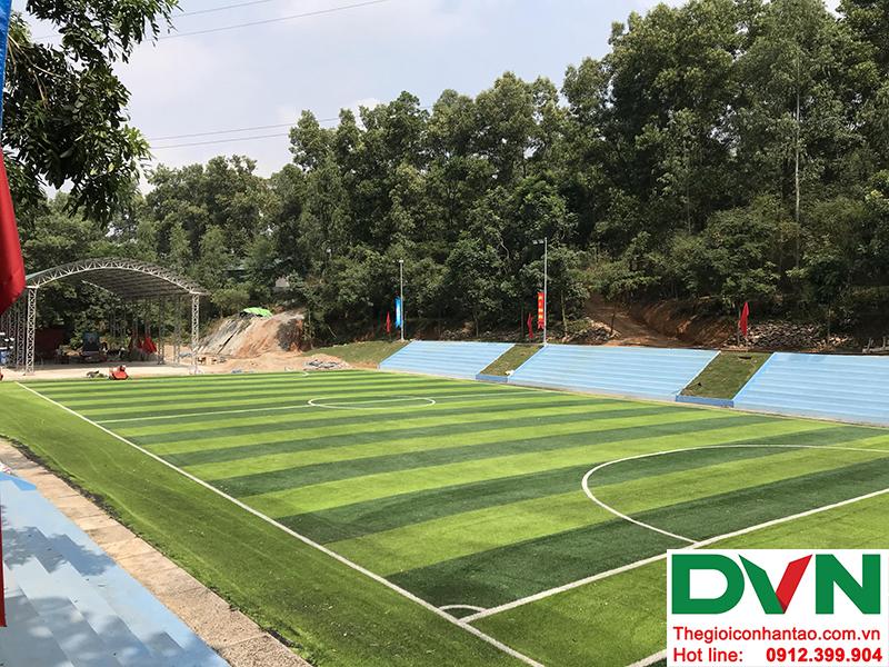 Hình ảnh dự án sân bóng đá cỏ nhân tạo Thanh Ba - Huyện Thanh Ba - Phú Thọ 8
