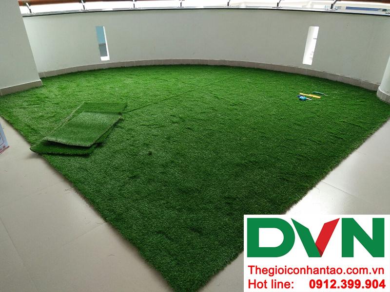 Một số hình ảnh của dự án sân cỏ nhân tạo trường Đại học FPT Hòa Lạc 1