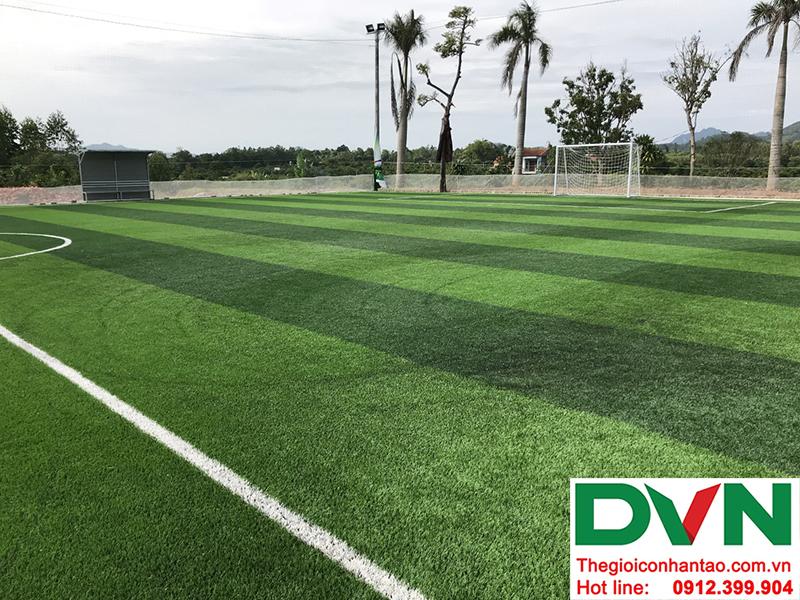 Hình ảnh tại dự án sân bóng đá cỏ nhân tạo Hồ Quan - Hữu Lũng - Lạng Sơn 6
