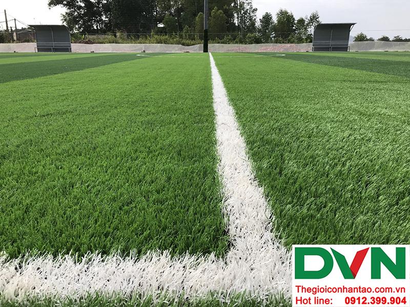 Hình ảnh tại dự án sân bóng đá cỏ nhân tạo Hồ Quan - Hữu Lũng - Lạng Sơn 7