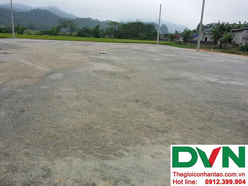 Một số hình ảnh của Dự án sân bóng đá cỏ nhân tạo Yên Phúc - Văn Quán - Lạng Sơn 4