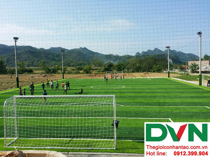 Một số hình ảnh của Dự án sân bóng đá cỏ nhân tạo Yên Phúc - Văn Quán - Lạng Sơn 15