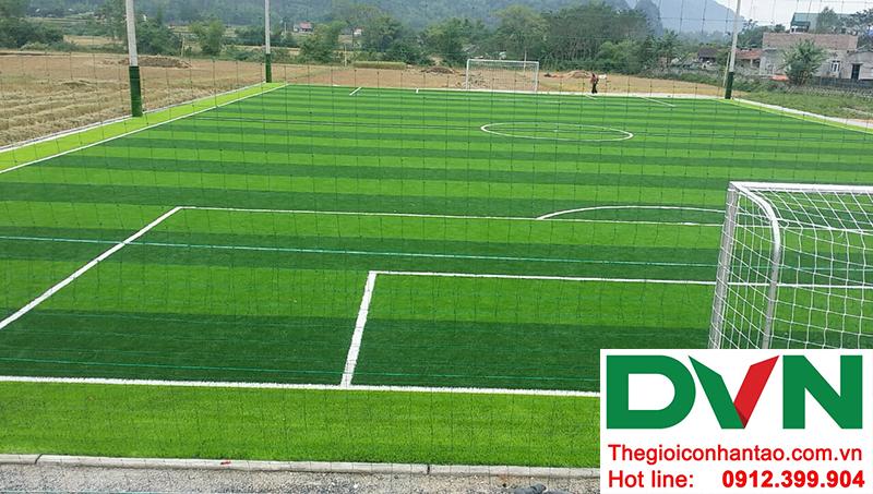Một số hình ảnh của Dự án sân bóng đá cỏ nhân tạo Yên Phúc - Văn Quán - Lạng Sơn 14