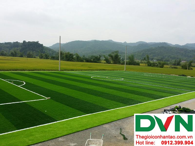 Một số hình ảnh của Dự án sân bóng đá cỏ nhân tạo Yên Phúc - Văn Quán - Lạng Sơn 12