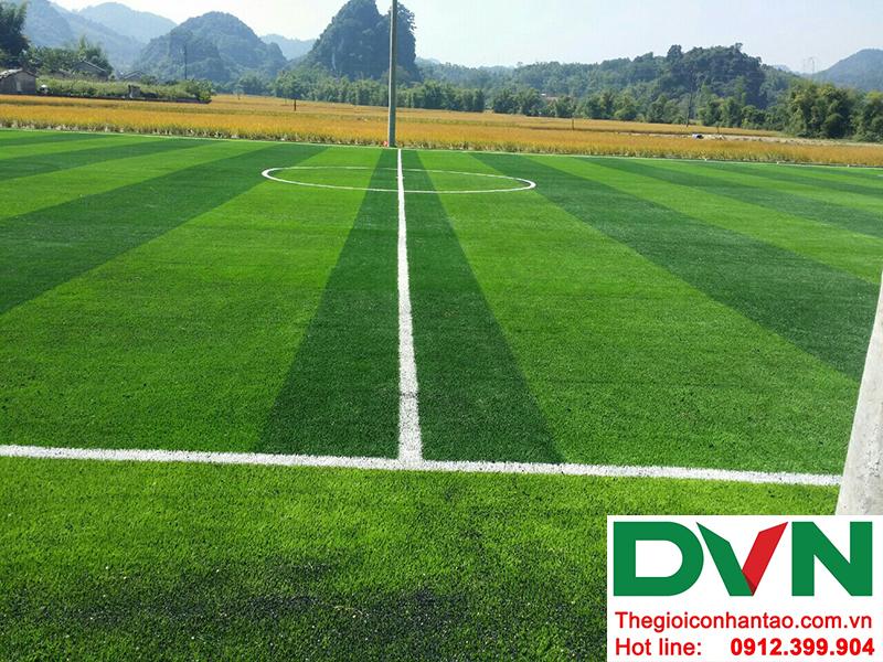 Một số hình ảnh của Dự án sân bóng đá cỏ nhân tạo Yên Phúc - Văn Quán - Lạng Sơn 13