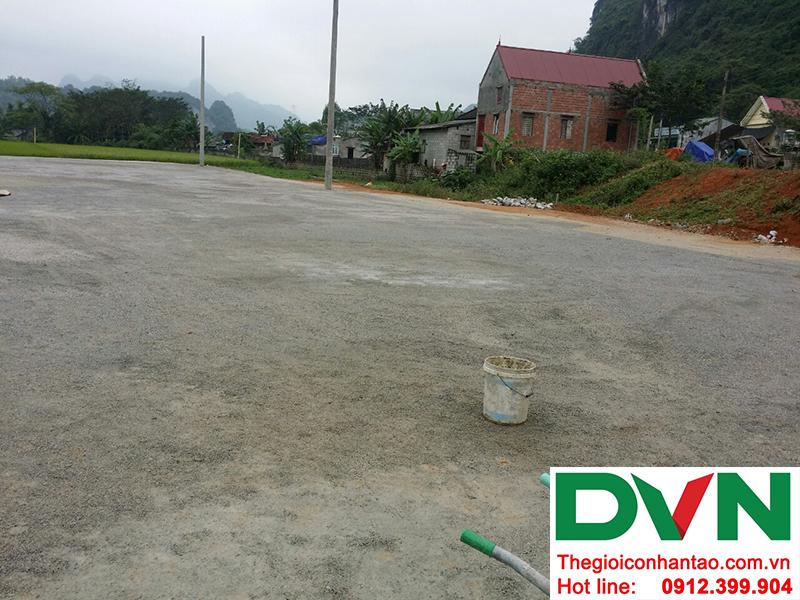 Một số hình ảnh của Dự án sân bóng đá cỏ nhân tạo Yên Phúc - Văn Quán - Lạng Sơn 5