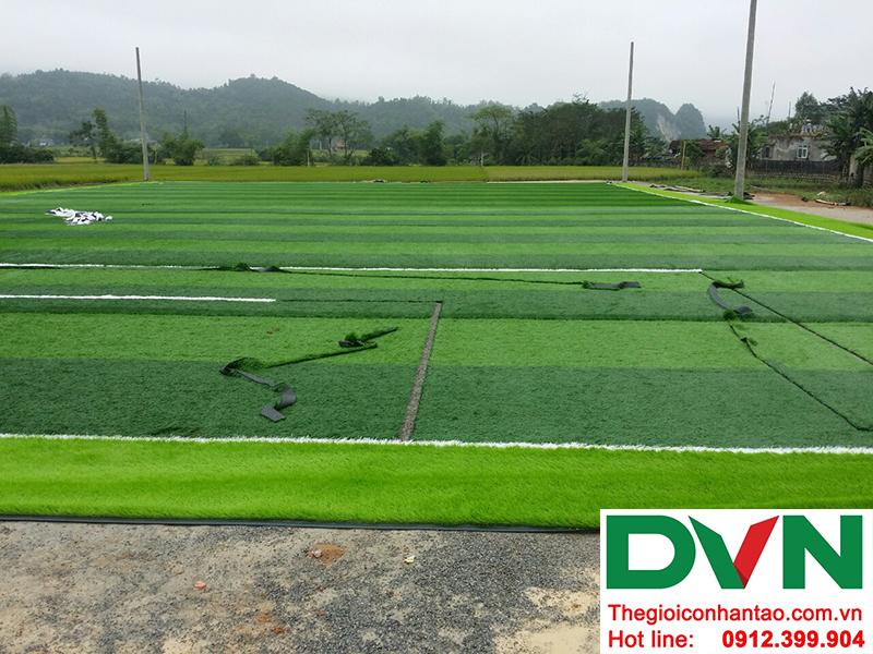 Một số hình ảnh của Dự án sân bóng đá cỏ nhân tạo Yên Phúc - Văn Quán - Lạng Sơn 6