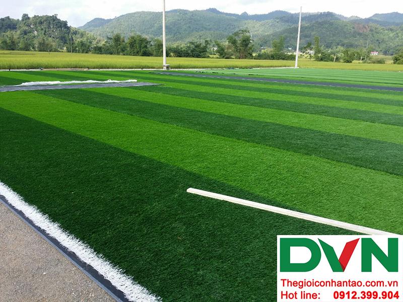 Một số hình ảnh của Dự án sân bóng đá cỏ nhân tạo Yên Phúc - Văn Quán - Lạng Sơn 7