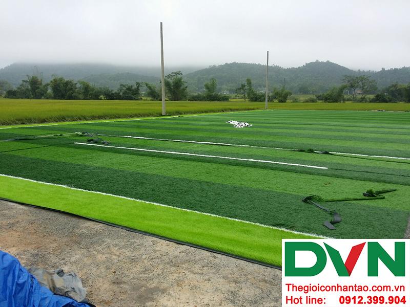 Một số hình ảnh của Dự án sân bóng đá cỏ nhân tạo Yên Phúc - Văn Quán - Lạng Sơn 10