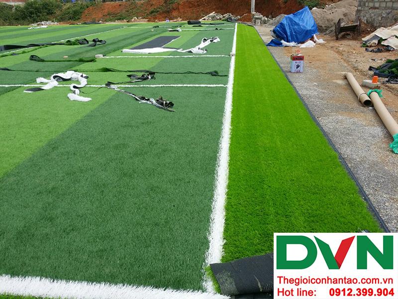 Một số hình ảnh của Dự án sân bóng đá cỏ nhân tạo Yên Phúc - Văn Quán - Lạng Sơn 11