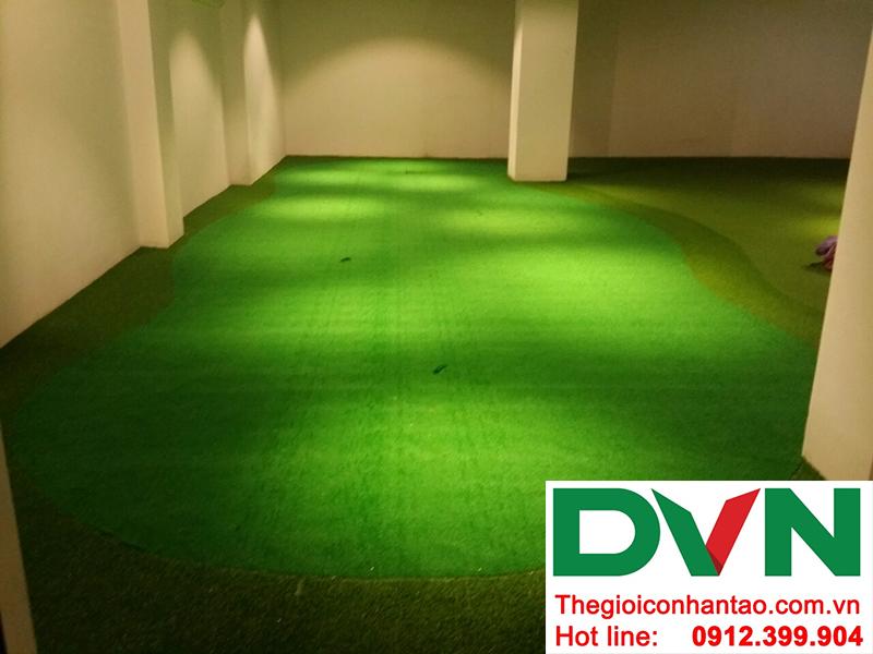Một số hình ảnh dự án sân golf, trải sàn tại Khu đô thị Ciputra, Phú Thượng, Tây Hồ, Hà Nội 3