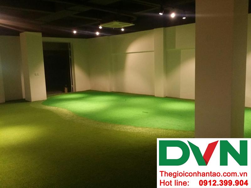 Một số hình ảnh dự án sân golf, trải sàn tại Khu đô thị Ciputra, Phú Thượng, Tây Hồ, Hà Nội 2