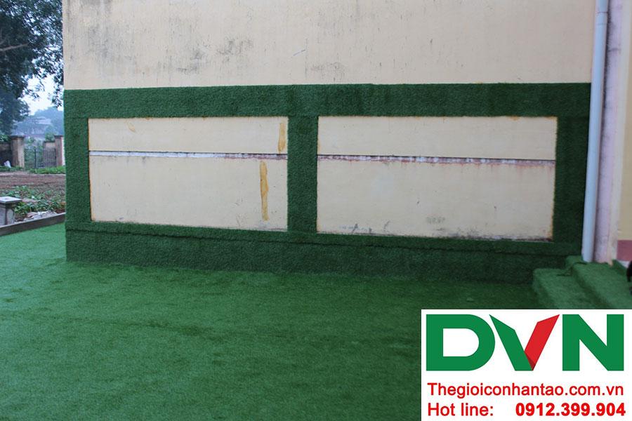 Một số hình ảnh dự án trải sân Trường mầm non Bắc Sơn, Sóc Sơn, Hà Nội 14