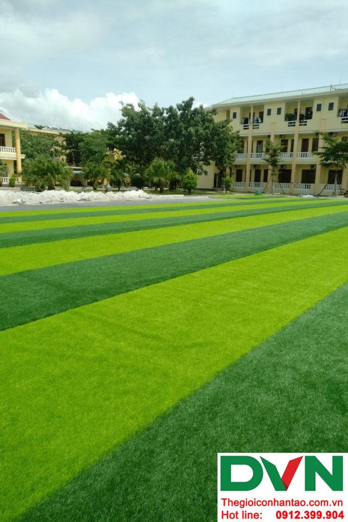 Dưới đây là một vài hình ảnh của dự án sân bóng cỏ nhân tạo tại Hòa Hiệp Nam, Liên Chiểu, Đà Nẵng 3