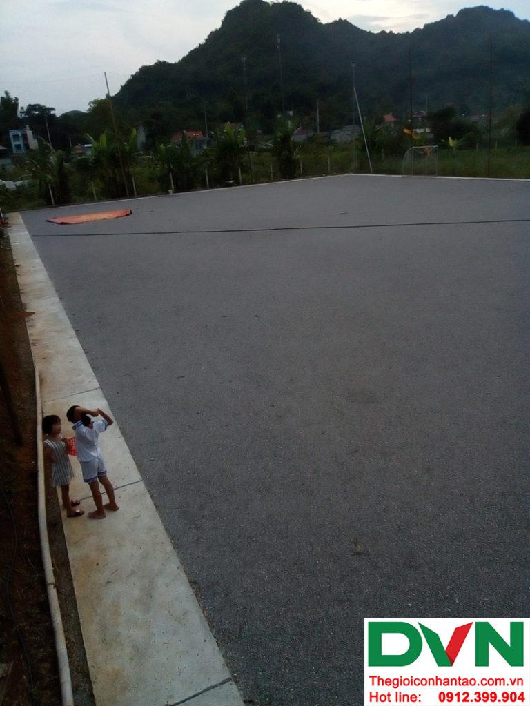 Một số hình ảnh tại Dự án sân cỏ nhân tạoXã Chiềng Ngần - Thành phố Sơn La 1