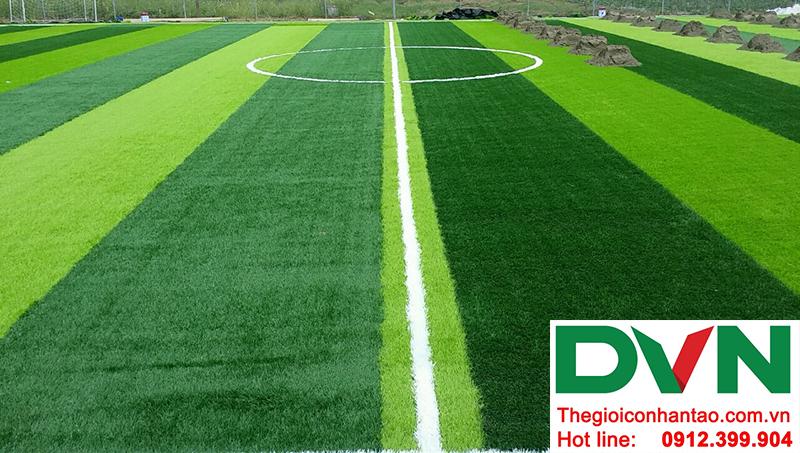 Một số hình ảnh tại Dự án sân cỏ nhân tạoXã Chiềng Ngần - Thành phố Sơn La 9