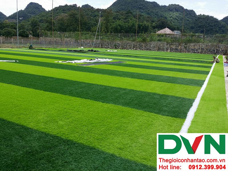 Một số hình ảnh tại Dự án sân cỏ nhân tạoXã Chiềng Ngần - Thành phố Sơn La 6