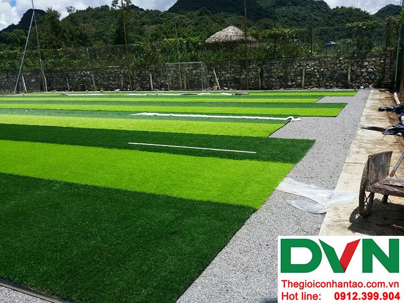 Một số hình ảnh tại Dự án sân cỏ nhân tạoXã Chiềng Ngần - Thành phố Sơn La 7