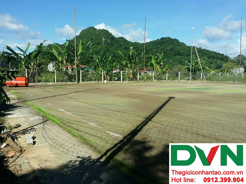 Một số hình ảnh tại Dự án sân cỏ nhân tạoXã Chiềng Ngần - Thành phố Sơn La 2