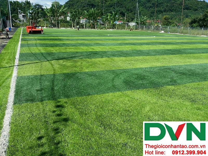 Một số hình ảnh tại Dự án sân cỏ nhân tạoXã Chiềng Ngần - Thành phố Sơn La 5