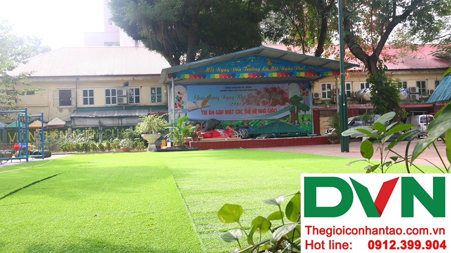 Trường mầm non Nguyễn Công Trứ