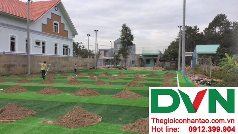 Một số dự án DVN thi công lắp đặt cỏ nhân tạo tại mọi tỉnh thành trên cả nước 1